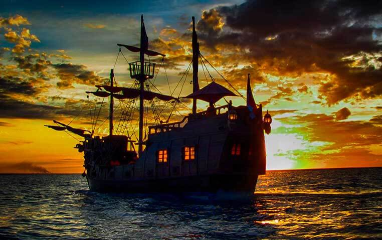 Los Cabos Pirate Boat Tour
