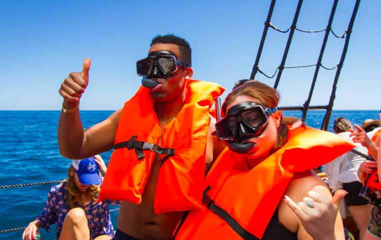 Cabo Pirate Snorkel Tour