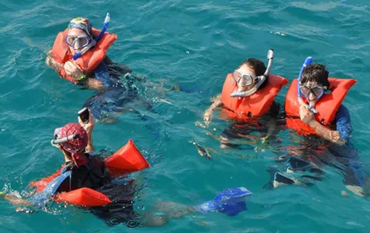 Cabo San Lucas Pirate Snorkel Tour