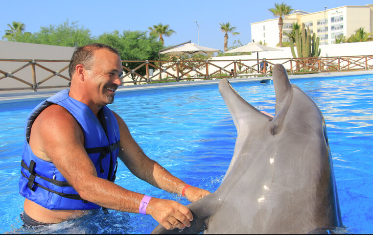 Dolphin Center in Cabo