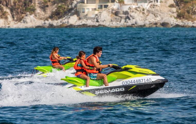 Cabo Wave Runner Rental
