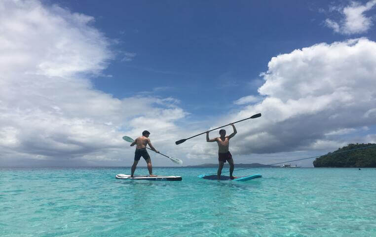 Cabo San Lucas Surf Up Paddle Rental