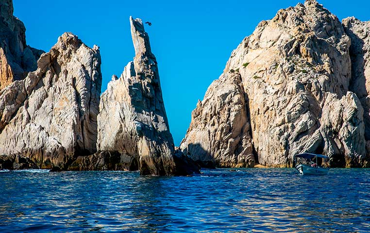 Cabo San Lucas Lands End and Arch Rock Formations most popular spot to visit