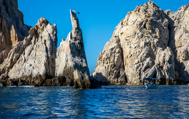 Cabo Lands End Rock Formations