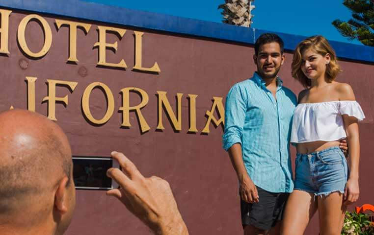 Private todos santos city tour