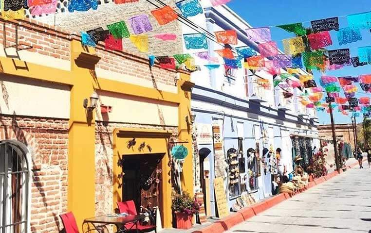 Private todos santos city tour from Cabo San Lucas