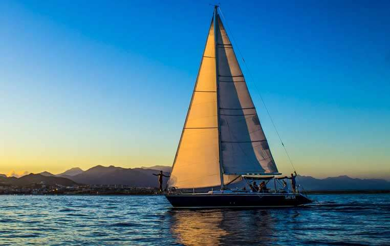 Private Los Cabos Sunset Sailing Adventure