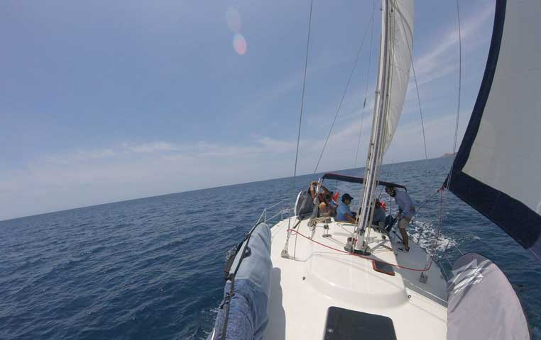 Private Cabo Sunset Sailing Tour