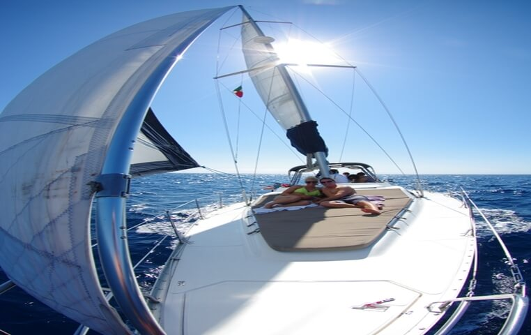 Private Sunset Sailing in Cabo