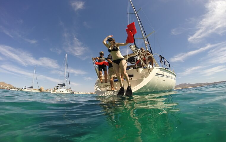 Private Boat Cabo San Lucas