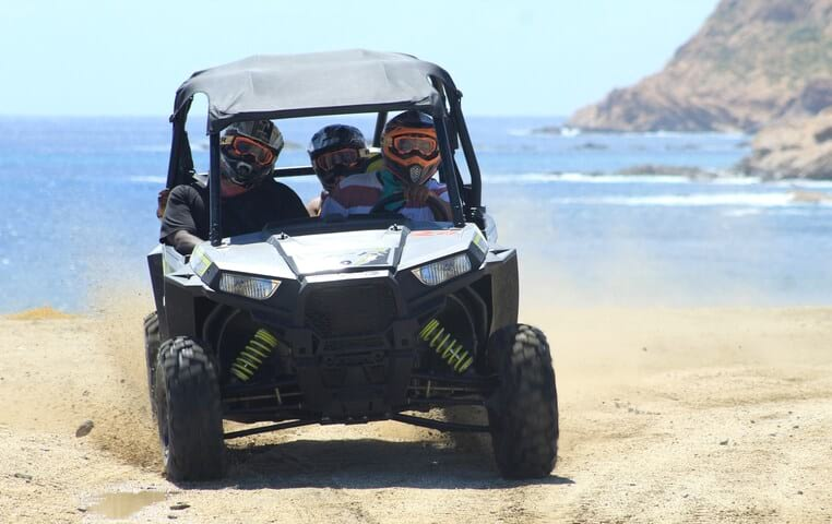 Buggy Riding in Cabo Desert