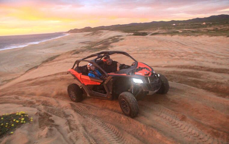 Cabo San Lucas Dune Buggy Tour