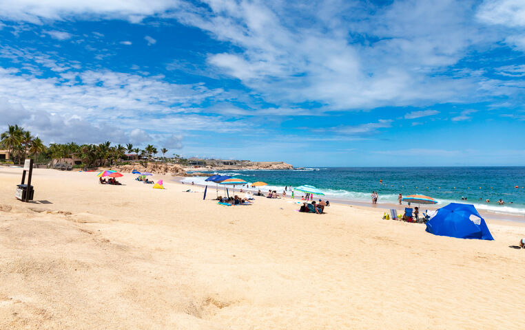 Cabo Beach Day