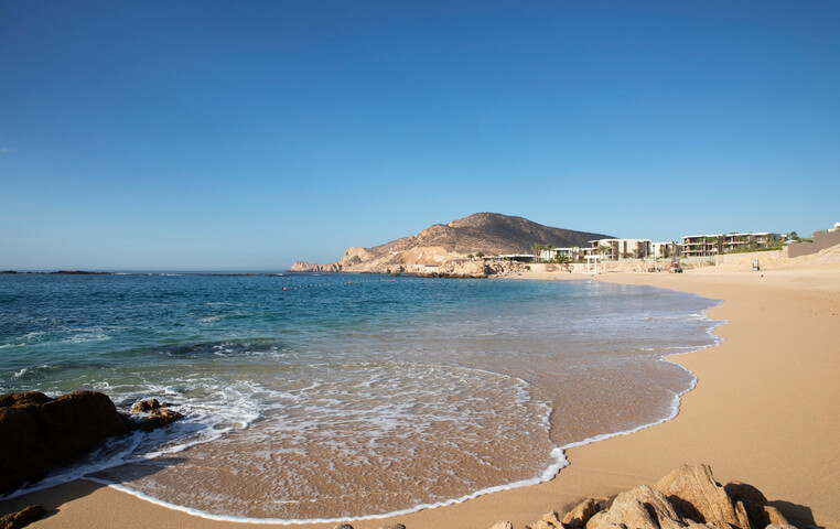 Cabo San Lucas Beach Day