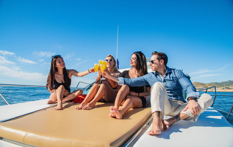 Yacht Rental in Cabo San Lucas