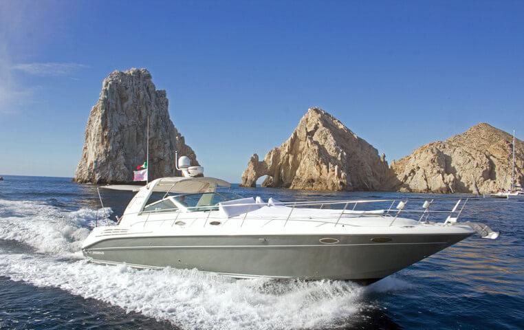 Yacht Rental in Los Cabos