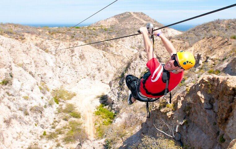Zip Line in Cabo San Lucas