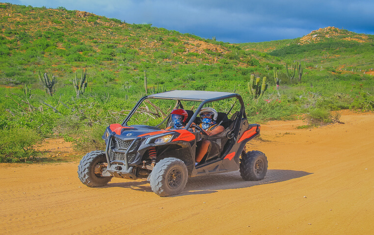 Dune Buggy Rental in San Jose del Cabo