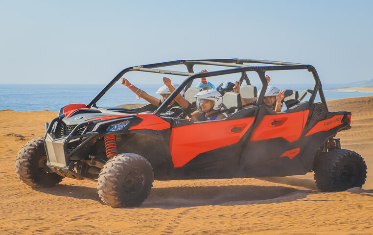 Dune Buggy Tour in San Jose del Cabo