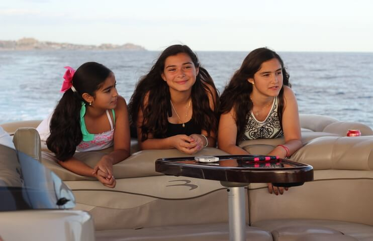 Renting a Boat in Cabo San Lucas
