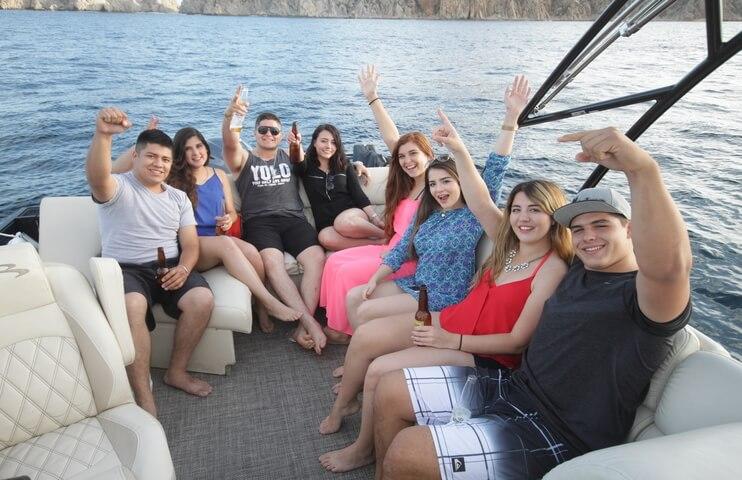 Private Boat Rental in Cabo San Lucas