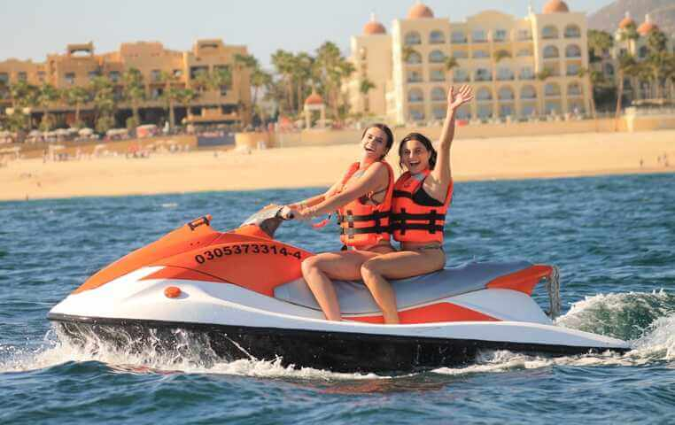 Cabo Wave Runner Rental