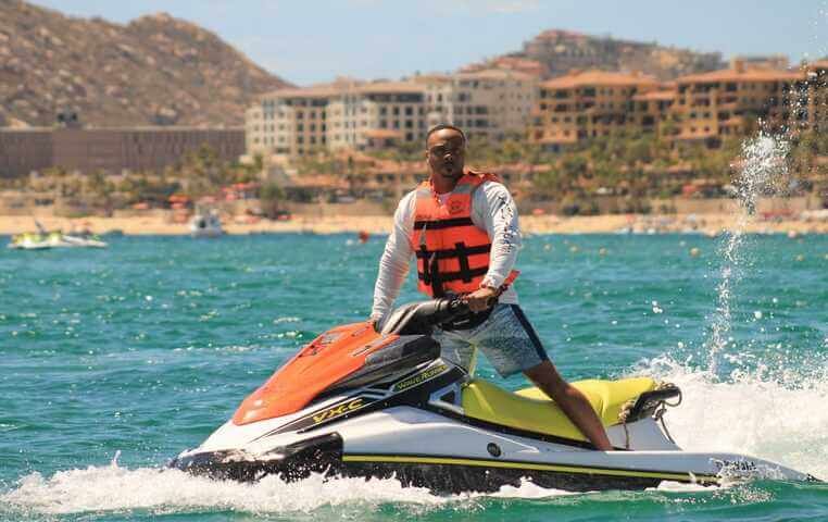 Rent your Wave Runner by the hour in Cabo