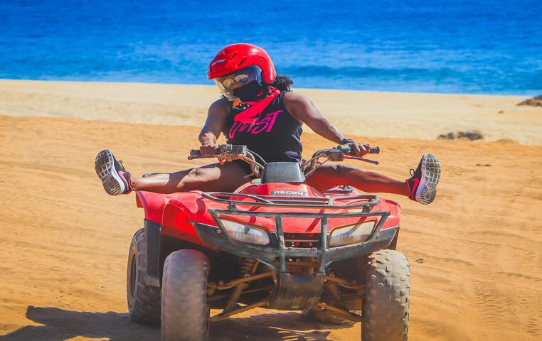 Camel Ride, ATV Tour, Dune Buggy & Horseback Riding Combo