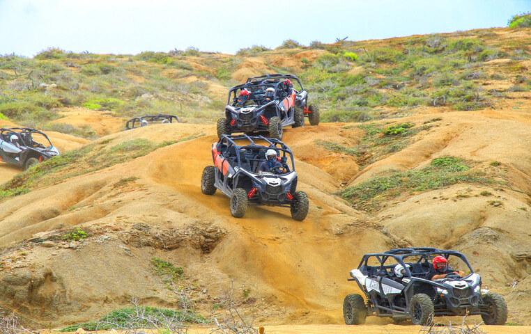 Razor Tour in Cabo San Lucas