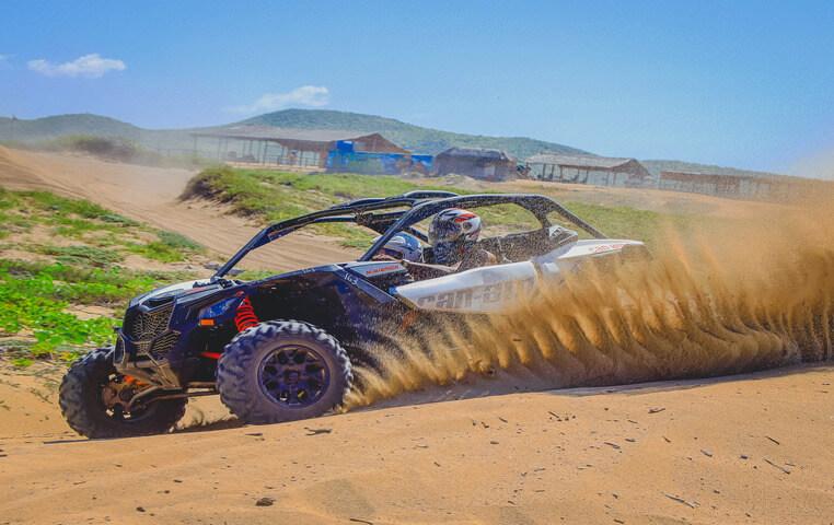 Off Road Razor Tour in Cabo