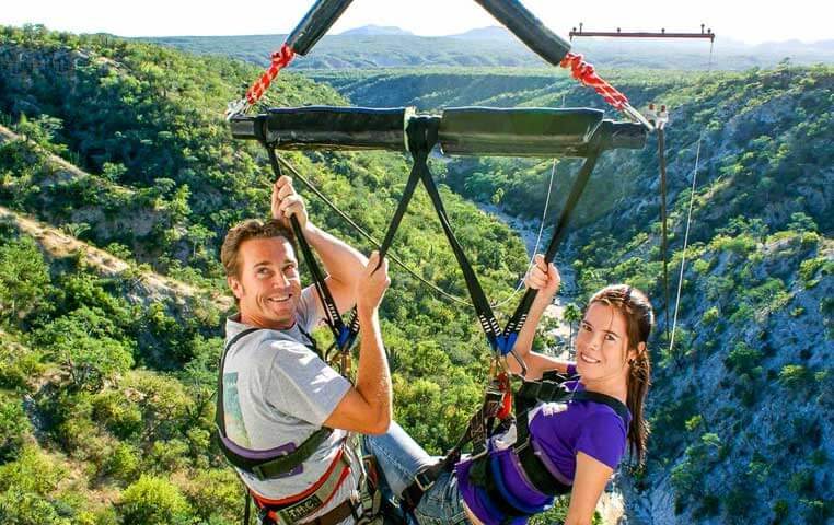 Los Cabos Giant Sling Swing