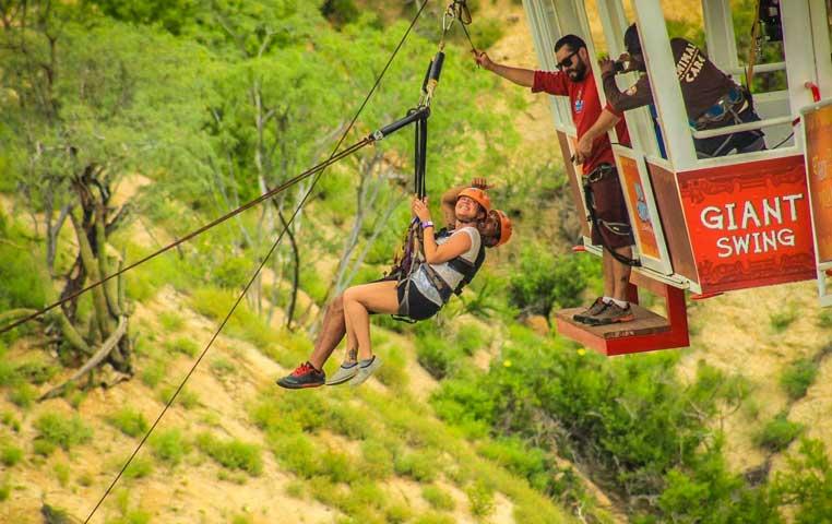 Cabo San Lucas Sling Swing